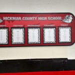 HCHS Cafeteria Makeover.  Funded through the 1305 CDC grant