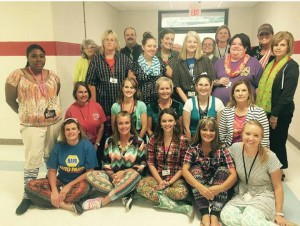 teachers mismatch day