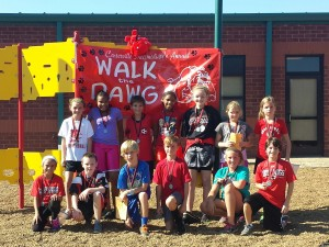 walk the dawg 5th winners